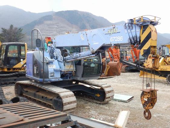 【票友说车】之P了手的挖掘机:日立ZX135UST