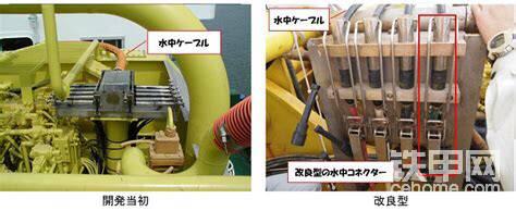 其液压系统与陆地上的截然不同。