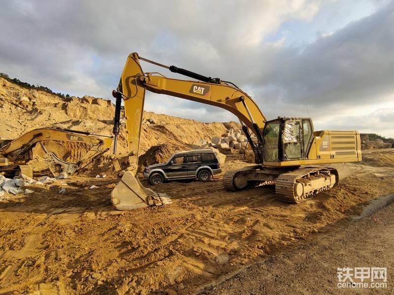 多臺機械,出租! 和承接土石方工程-帖子圖片
