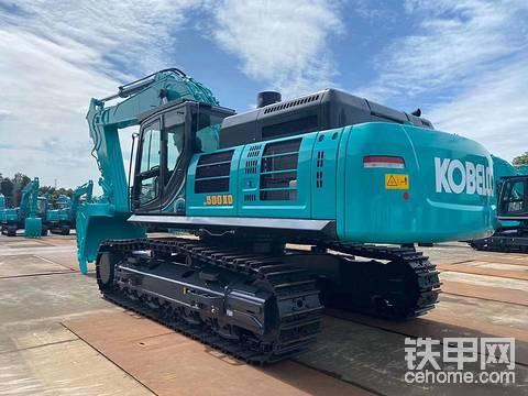 新款神钢500xd矿山版挖掘机
