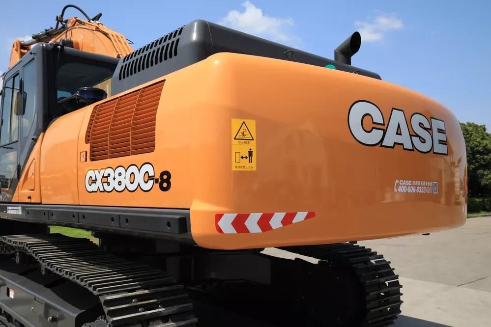 凯斯380挖掘机