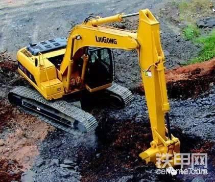 国产挖掘机哪个力量最大?-帖子图片