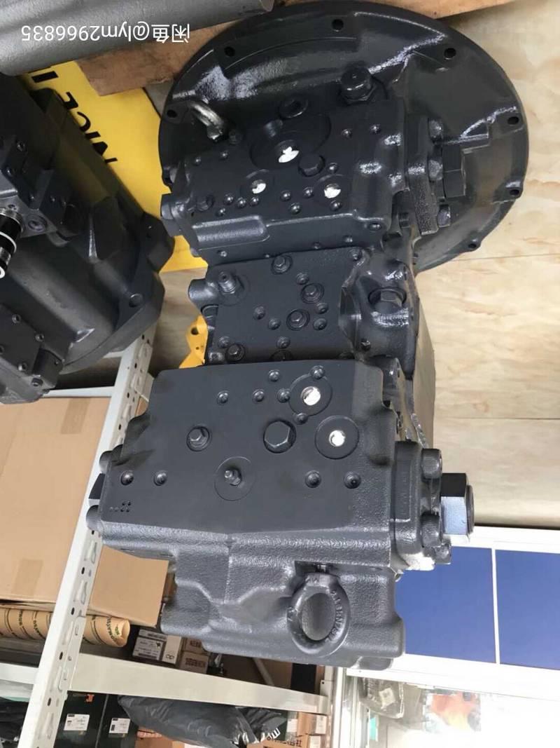 第二部!在第一步排除没问题的时候了。就要检查每个动作输出的主油压力了。每款机子吨位的压力不一样的哈。详细参照主机厂数据。测量的时候建议按照厂家的要求,大油门,强力模式,液压油温度,水温都处于正常工作的标准温度是最好的了。 主压力够的情况下。(发动机转速正常)我们就是考虑液压系统的流量问题了。流量小,所以导致动作慢,显得无力。但是压力够的话我们可以初步排除掉液压系统主油路内泄的问题。这个一般都是控制系统或者液压泵变量机构卡滞或者变量机构内泄导致的。(注意区分主油路和变量机构的油路不一样的哈)。如果反馈压力正常,那就是泵的变量机构有问题啦!(提升器,伺服活塞,主泵电磁阀与其相关的电路都有可能会导致流量限制在小位置)。这些都可以检查的。不过这个检查没有工具也不好着手。我们要做的就是电磁阀输出电压是否正常?电磁阀有无卡滞(都是比较容易判断的)   提升器,伺服活塞,主泵电磁阀与其相关的电路有问题(看坏在什么状态)也会导致发动机憋车掉速冒黑烟等现象哈。具体问题,具体分析。
