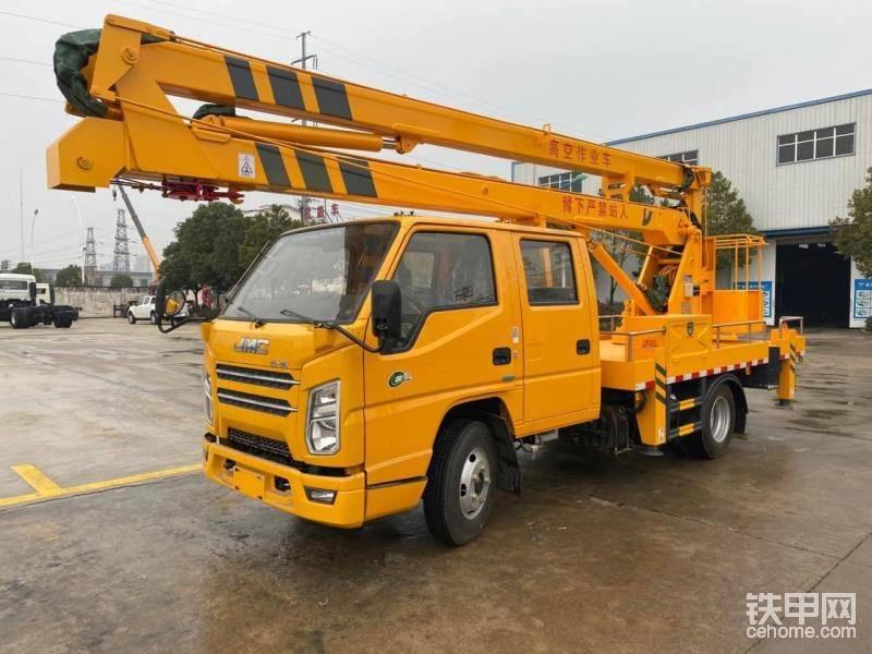 国六江铃13.米高空作业车-帖子图片