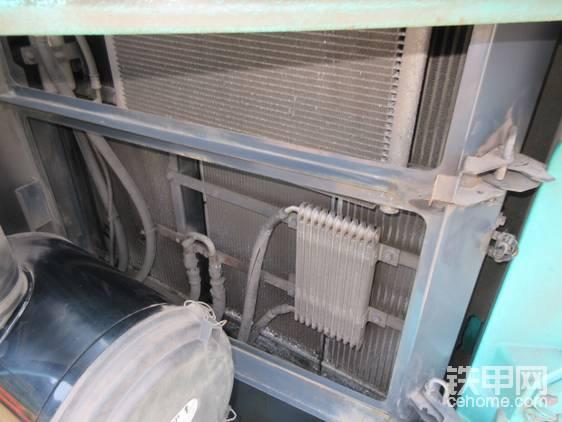 神钢针对无尾机的散热问题下足了功夫。