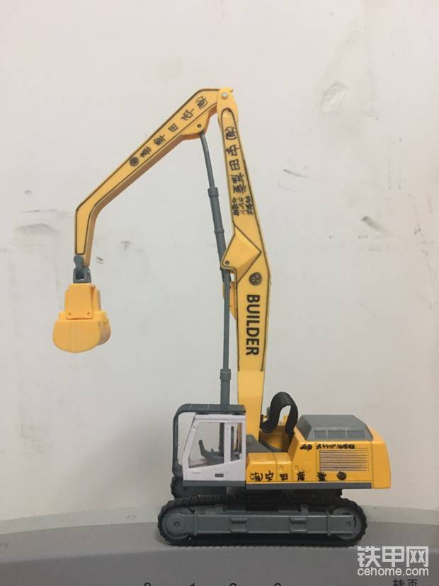 小挖掘机玩具模型-帖子图片