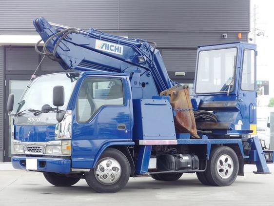 【票友说车7】挖掘机和卡车擦出的火花:爱知车载挖掘机