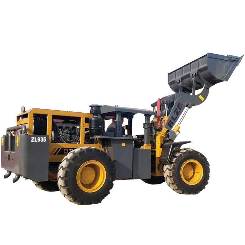 日力重工井下礦用裝載機日常保養-帖子圖片