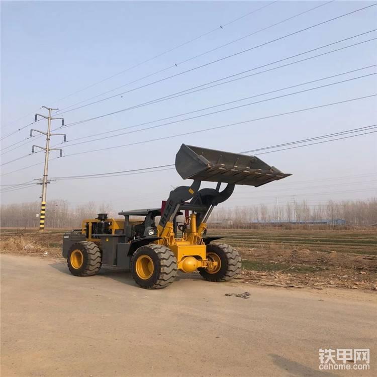 井下裝載機礦山裝載機巷道裝載機礦山鏟車側翻裝載機-帖子圖片
