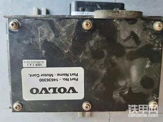 VolvoEC80D电控油门加不上油,一直怠速😂