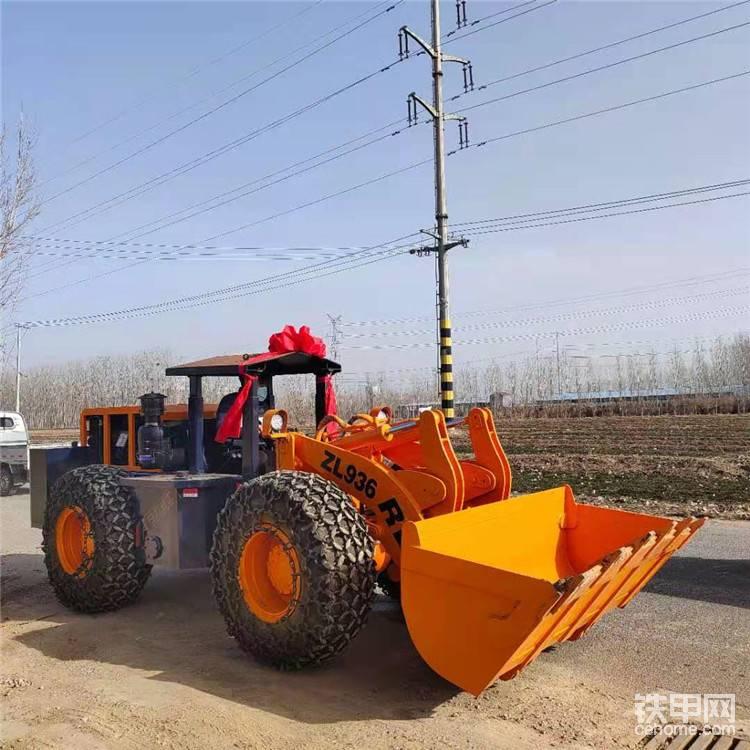 礦井裝載機,井下鏟車,巷道裝載機,井下裝載機-帖子圖片
