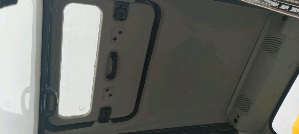 小松-7驾驶室