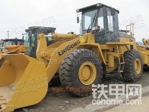 陜西全省求購龍工柳工5噸  裝載機11到13年的精品車。-帖子圖片