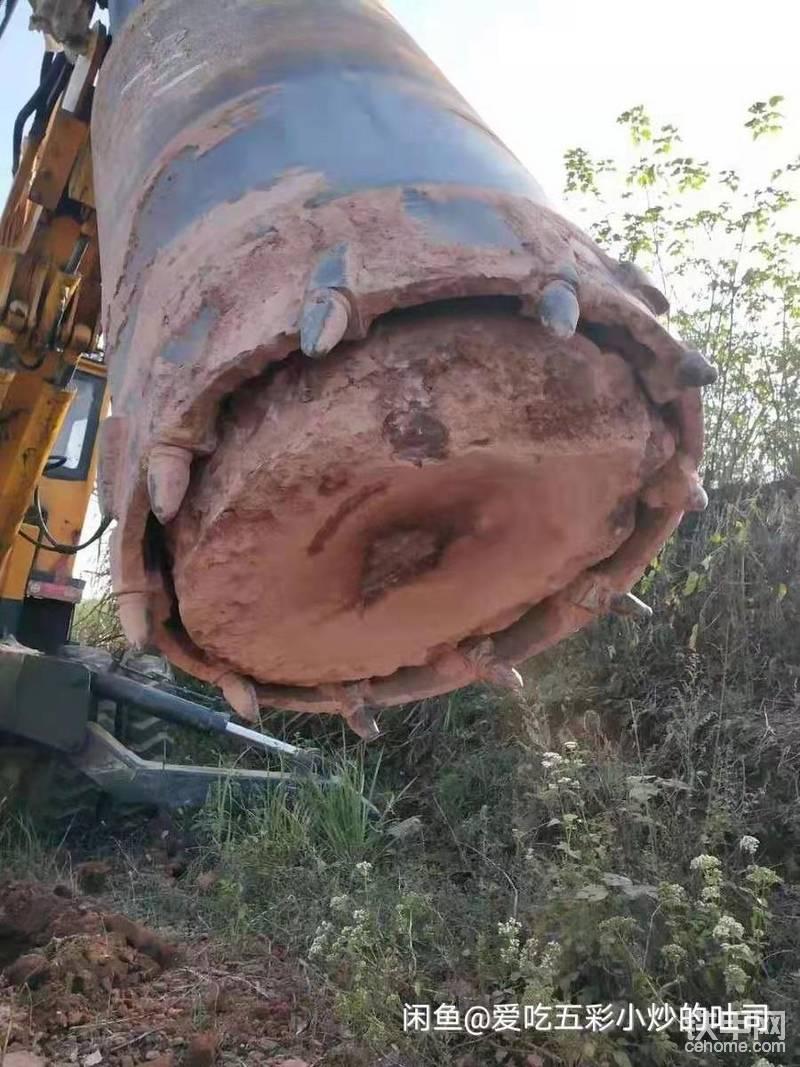 150輪式旋挖鉆機出售-帖子圖片