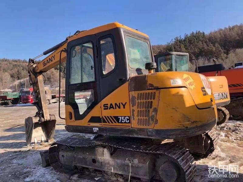 2011年的三一挖掘機75-帖子圖片