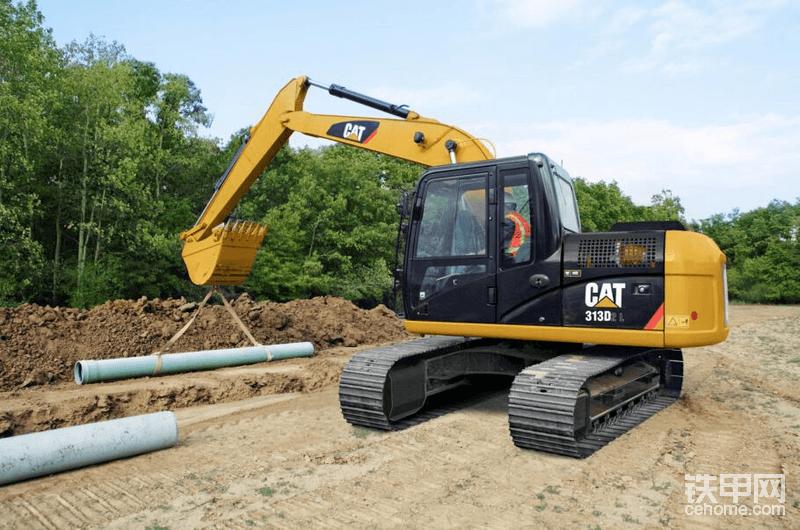 挖掘机加油不利索的原因和解决办法