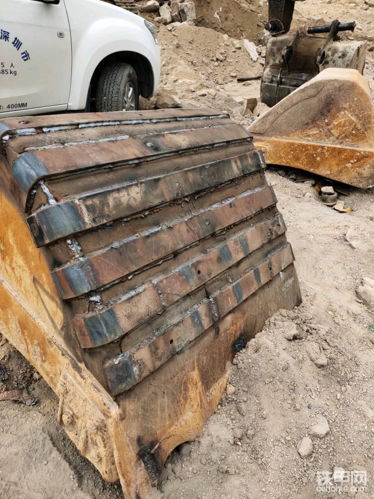 【維修小記】鏟斗銷軸洞焊接以及加固后續-帖子圖片