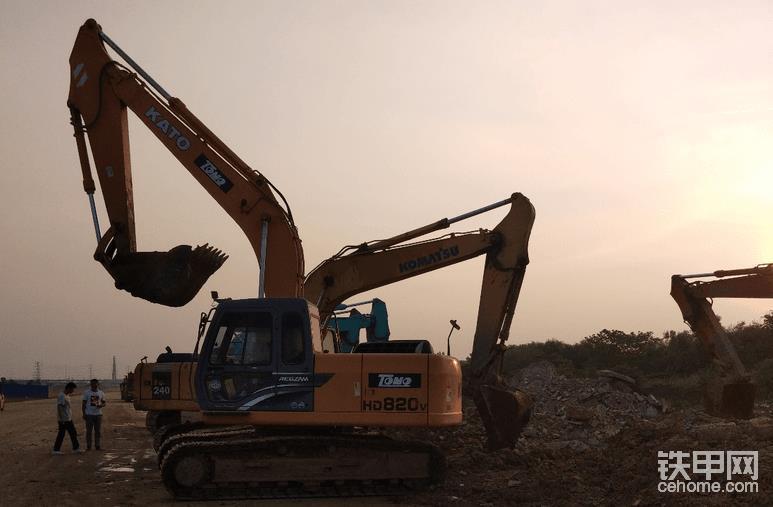 挖机的那些事(1):不平凡2020年,开挖机的兄弟还好吗-帖子图片