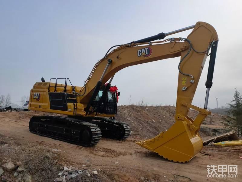 卡特349挖掘機,漂亮不-帖子圖片