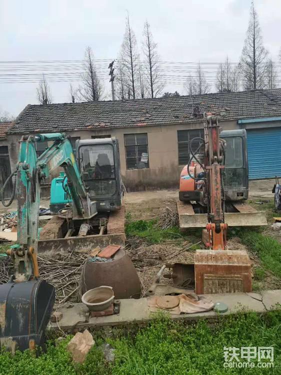 江蘇無錫地區60小挖掘機出租-帖子圖片