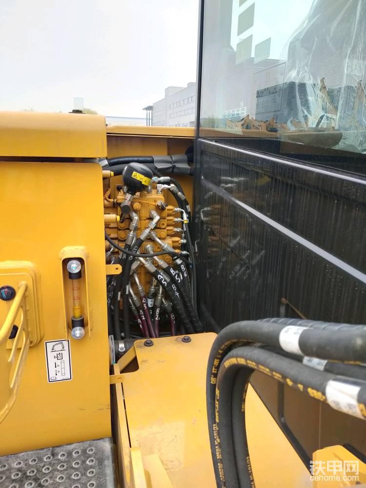 敞开式的分配器,方便了日常的检查和检修