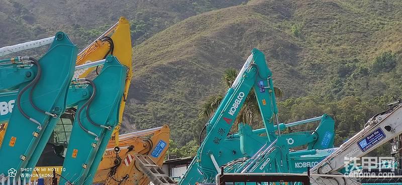 香港神鋼挖掘機代理-帖子圖片