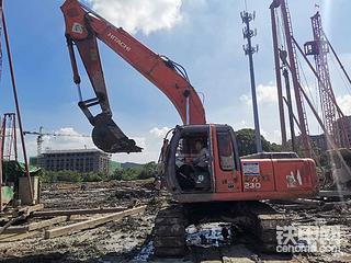 日立200挖机找活,杭州附近的有需要的吗