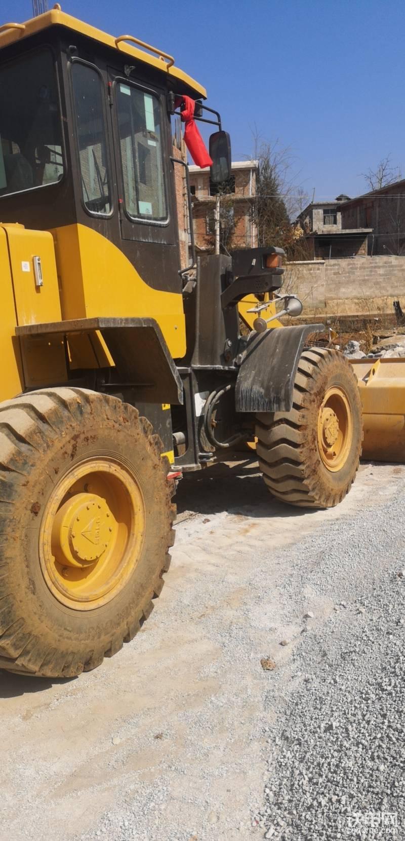 出租装载机和挖掘机-帖子图片