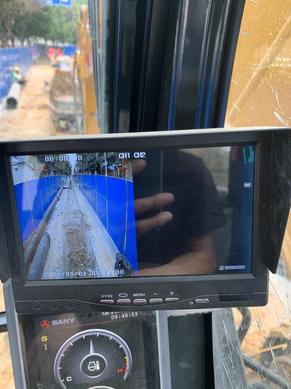 吊车用摄像头