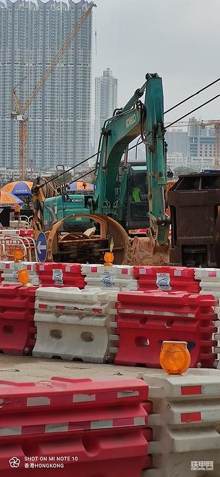 香港工程挖机第2帖