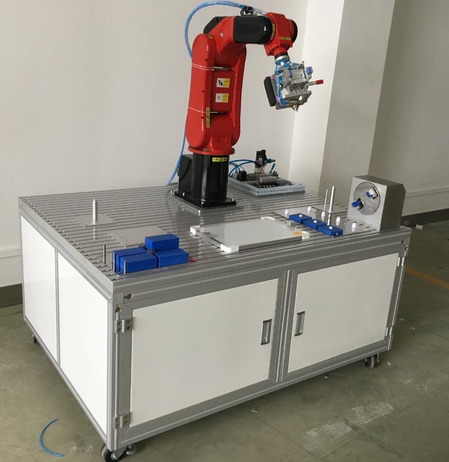 工业机器人理实一体化