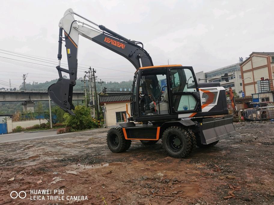 雷道150轮挖新车改装