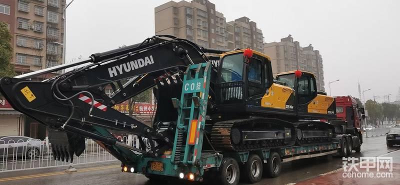 【口碑評價】現代225LVS挖機600小時使用心得-帖子圖片