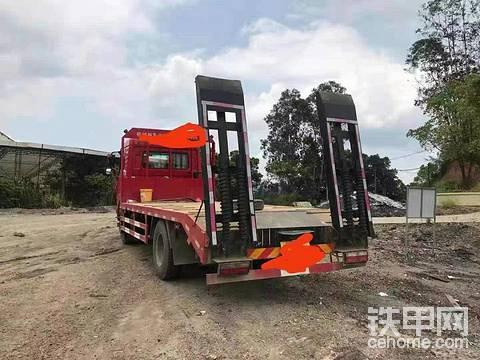 单桥拖车来了13886881128