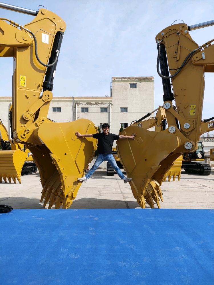 【老徐说卡特】15期 新一代395挖掘机