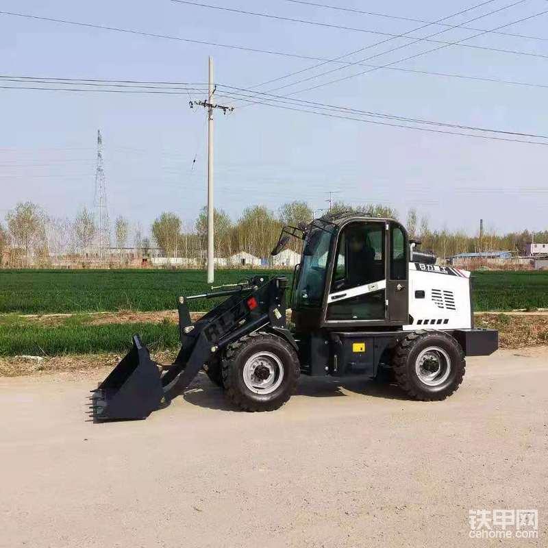 家用矮体小铲车A新疆矮体小铲车A家用小铲车生产-帖子图片