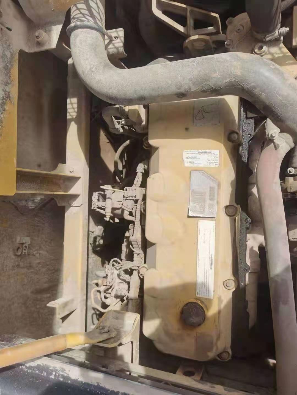 CAT挖掘机349E排放失效降功率的修复案例
