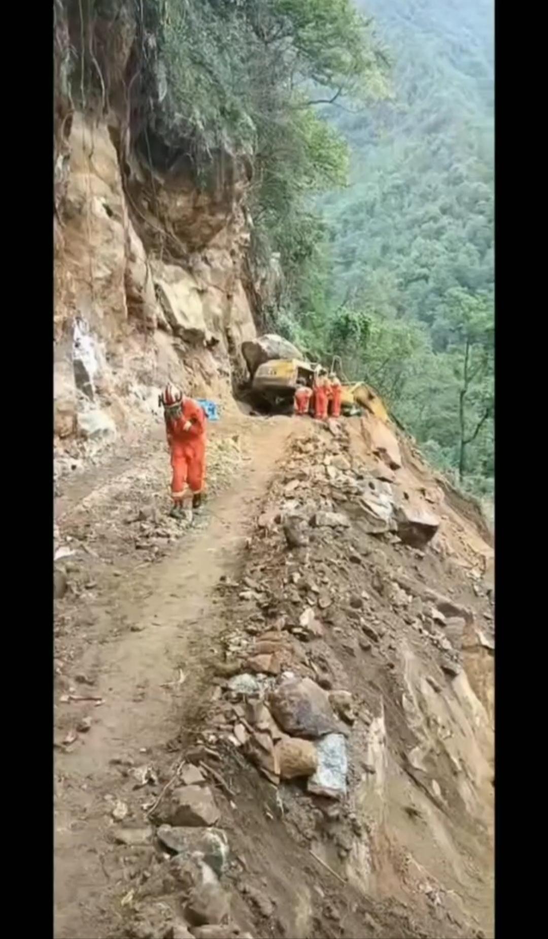挖机安全事故