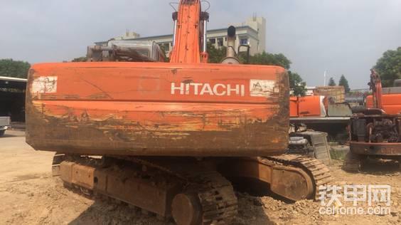 日立330-6挖掘機-帖子圖片