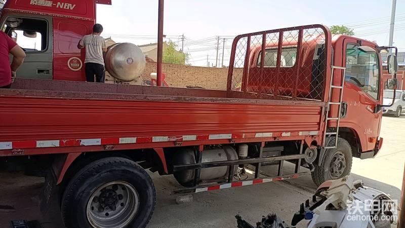 《老楊改拖車1》加強拖車尾部-帖子圖片