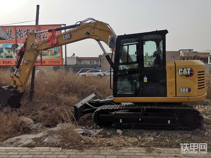 準新挖機出售-帖子圖片