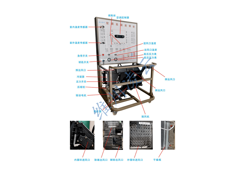 【空調維修】空調知識講解及制冷劑加注-帖子圖片