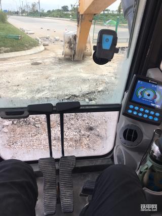 八年老司机谈沃尔沃EC210使用感受