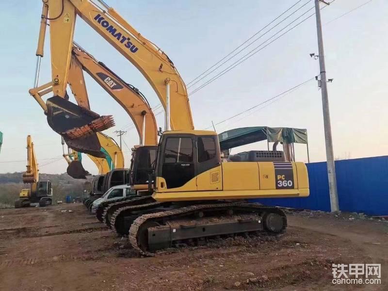 小松360-7二手挖掘機 小松二手挖掘機 挖掘機 大挖機-帖子圖片