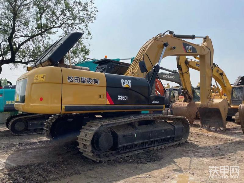 进口卡特336二手挖掘机 卡特二手挖掘机大挖机报价参数-帖子图片