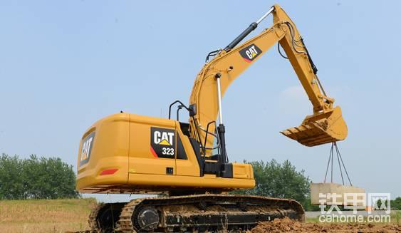 八年老司機談卡特CAT323使用感受-帖子圖片