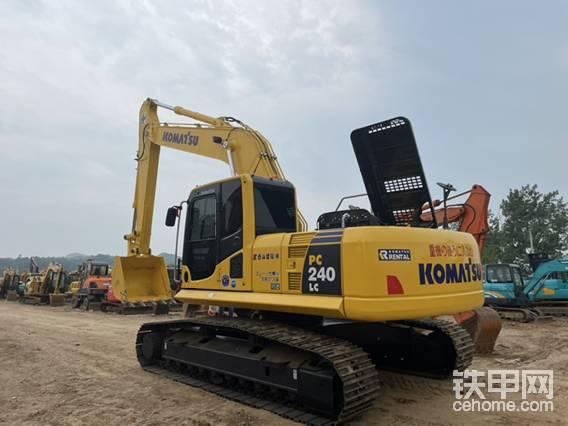 精品二手挖掘机进口小松240-8 小松二手挖掘机-帖子图片