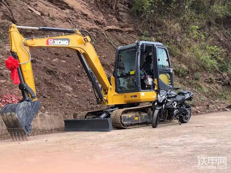 我的徐工XE65DA挖掘機1500小時使用報告-帖子圖片
