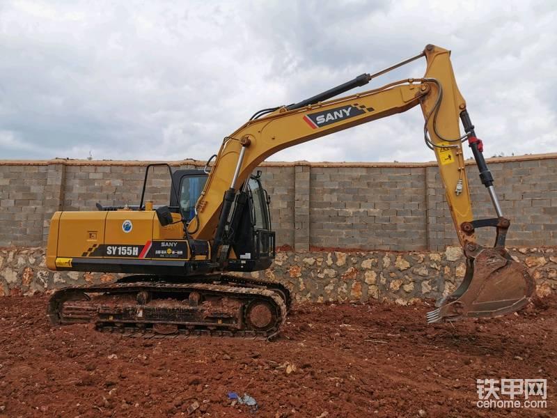 【使用報告】三一SY155H挖掘機2700小時使用感受-帖子圖片
