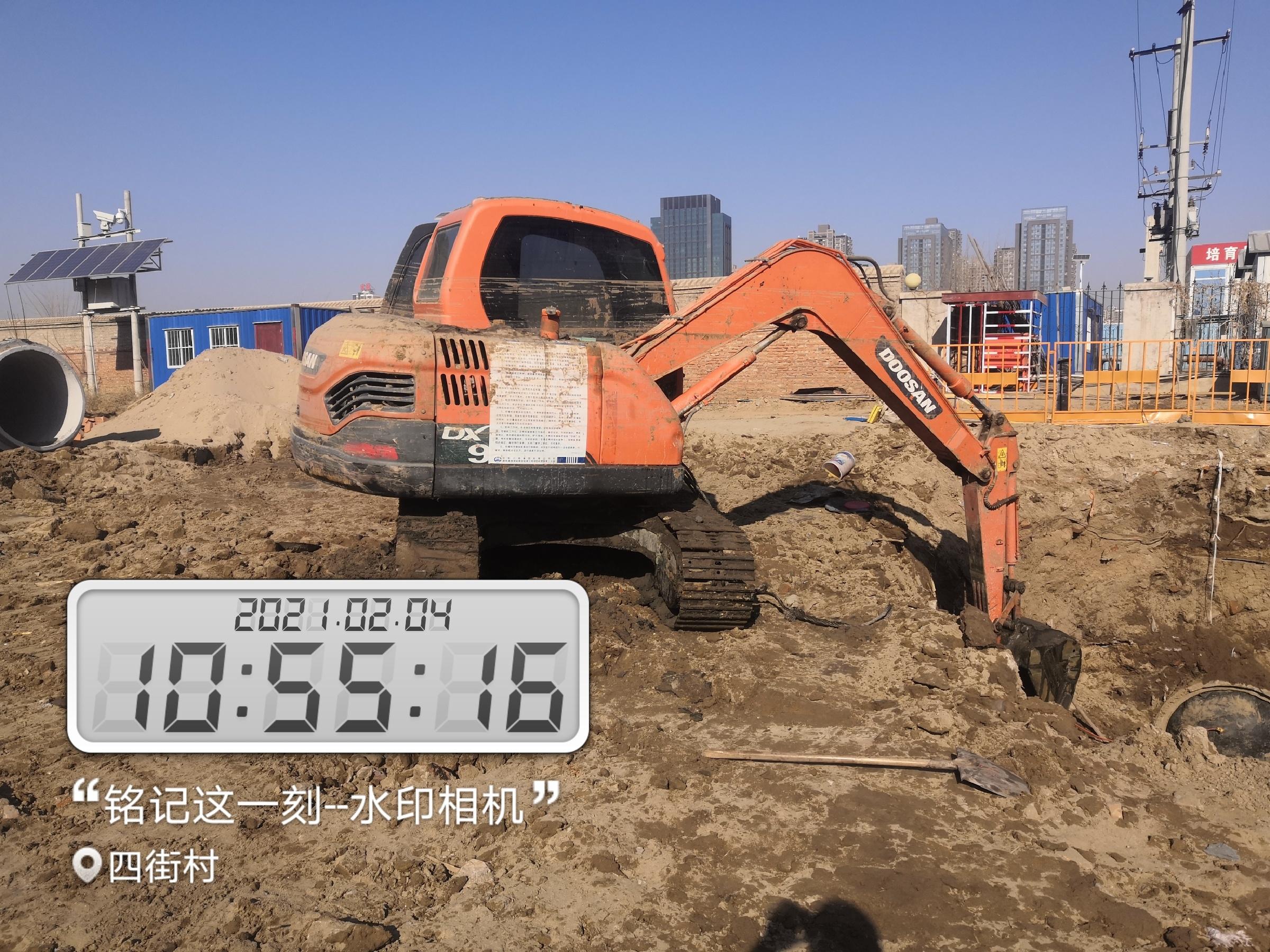 关于水淹挖机减少车主损失的亲身体验